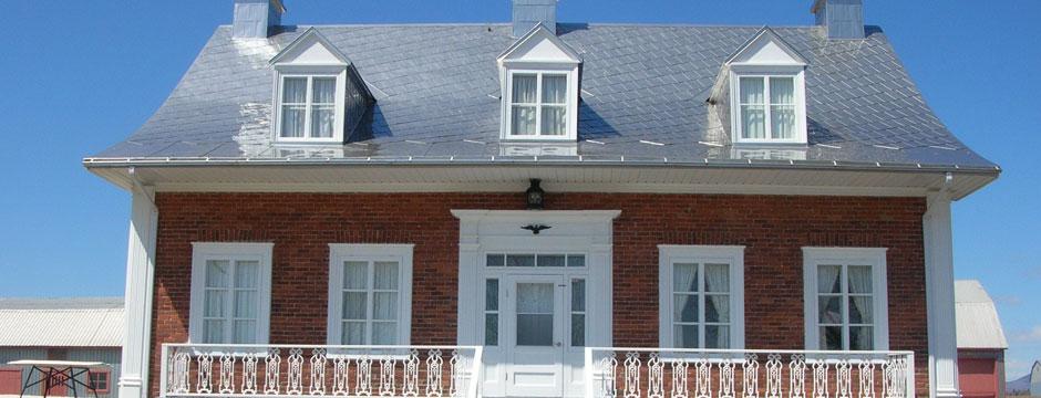 Ferblantier qu bec - Estimation toiture maison ...